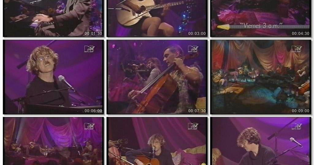 1995 - MTV Unplugged - Miami (04-05) Charly García